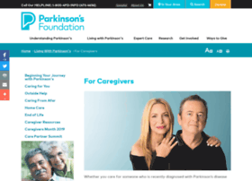 caremap.parkinson.org