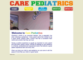 carepediatrics.homestead.com