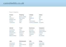 careshields.co.uk
