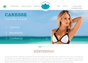 caressecentrolaser.com.ar