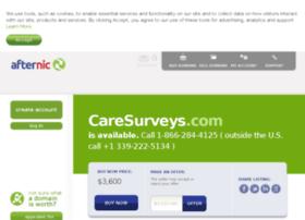 caresurveys.com