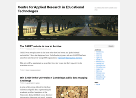 caret.cam.ac.uk