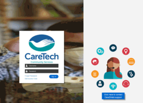 Caretech.careshield.co.uk