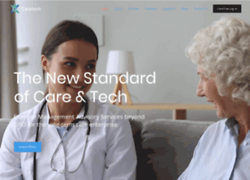 caretechgroup.com