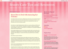 careurbeauty.blogspot.com