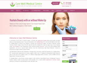carewellmedicalcentre.in