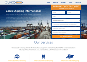carexshipping.com