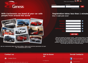 cargenesis.com