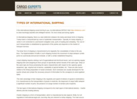cargo-experts.net