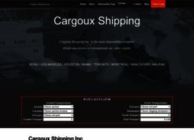 cargoux.com