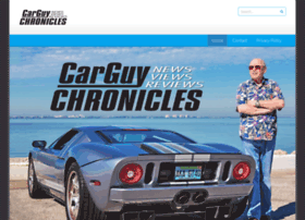 carguychronicles.com