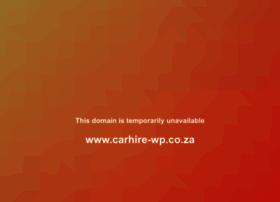 Carhire-wp.co.za