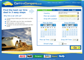 carhirecompare.co.za