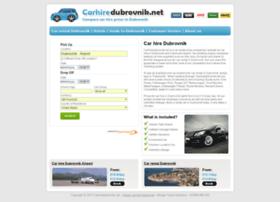 carhiredubrovnik.net