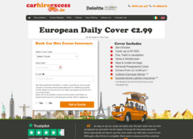 carhireexcess.ie