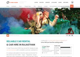 carhireinrajasthan.com