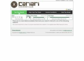 cariarimember.ezlinks.com