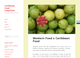 caribbeanfoodemporium.co.uk