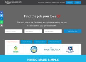 caribbeanjobsonline.com