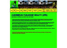 caribbeanparadiserealty.net