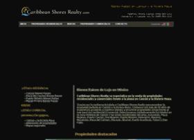 caribbeanshoresrealty.com.mx