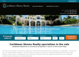 caribbeanshoresrealty.com
