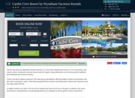 caribe-cove-resort.h-rez.com