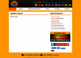 caribnationtv.com