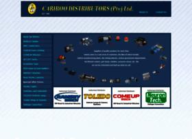 cariboodistributors.com