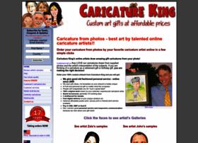 caricatureking.com