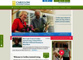 carillonassistedliving.com