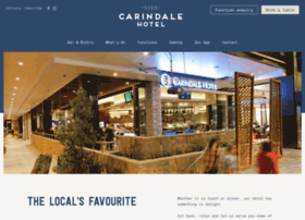 carindalehotel.com.au