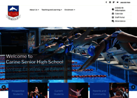 carinehs.wa.edu.au