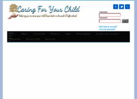 caringforyourchild.com