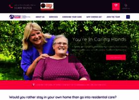 caringhandsds.co.uk