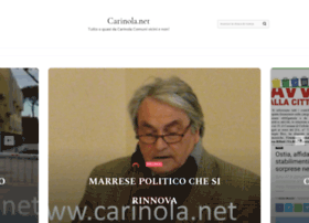carinola.net