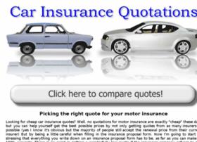 carinsurancequotations.org.uk