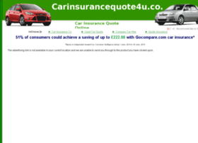 carinsurancequote4u.co.uk