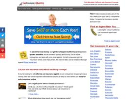 carinsurancequotes-california.com