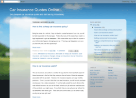 carinsurancequotesfree-us.blogspot.com