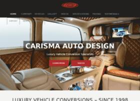 carismaautodesign.com