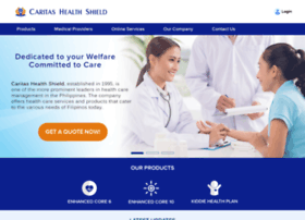 caritashealthshield.com.ph