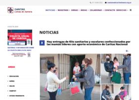 caritaslomas.org.ar