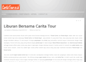 caritatour.co.id