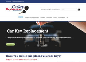 carkeyreplacement.co.uk