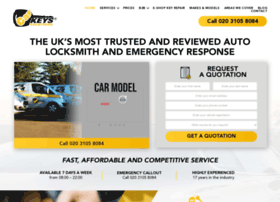 carkeyssolutions.co.uk