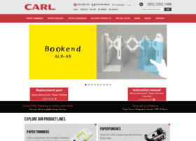 carl-officeproducts.com