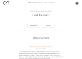 carl-topham.com