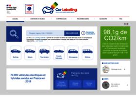 carlabelling.ademe.fr