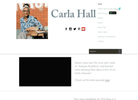 carlahall.com